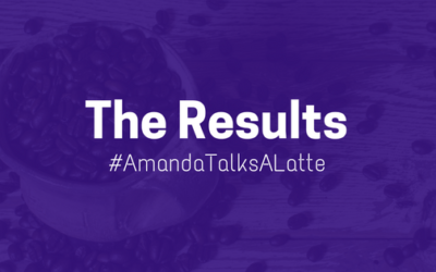 The Results: Amanda Talks A Latte