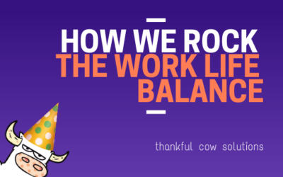 How We Rock The Work Life Balance